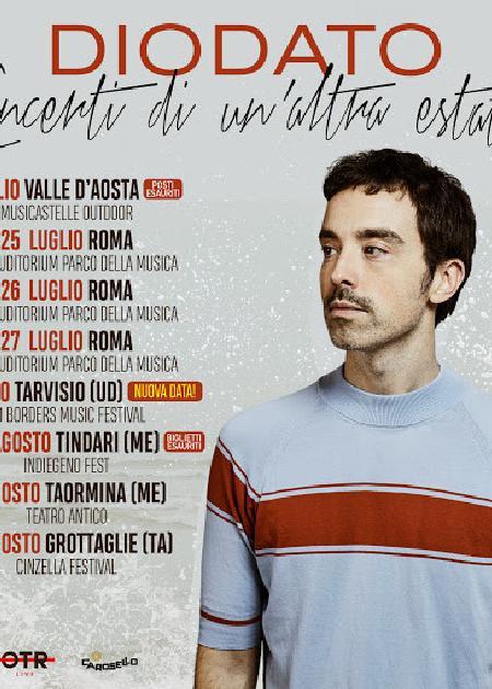 Diodato - Fa Rumore Tour