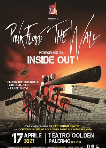Tributo Pink floyd - Inside Out