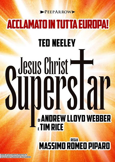 Jesus Christ superstar 2021