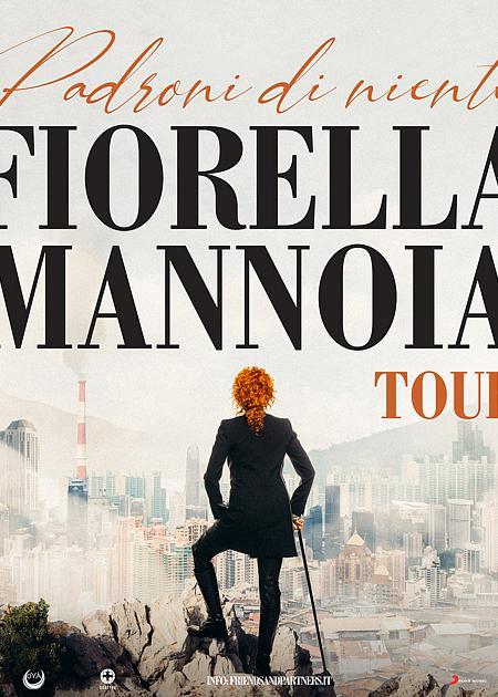 Fiorella Mannoia Tour 2021