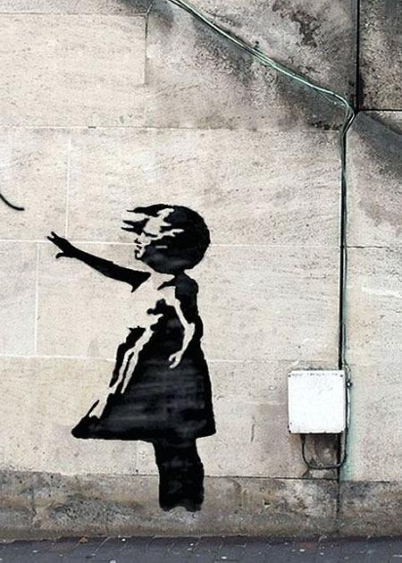 Banksy e la (Post) Street Art