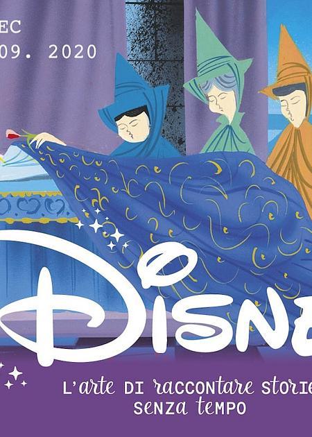 Disney l arte di raccontare storie senza tempo