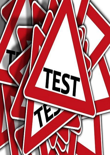 test settori
